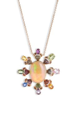 Pink And Gold, Rose Gold, Anniversary Sale, Handmade Necklaces, Opal, Pendants, Pendant Necklace, Jewelry