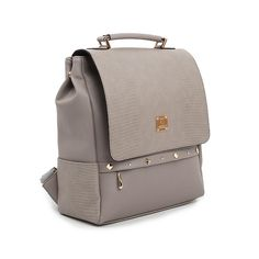 stylish-design-career-woman-bag-faux-leather-girls-backpack-AG1025-gray.jpg (800×800)