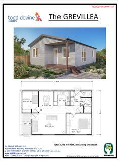 Todd Devine Homes | Granny Flat/DPU - The Grevillea