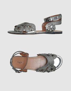 Azzedine Alaia sandals