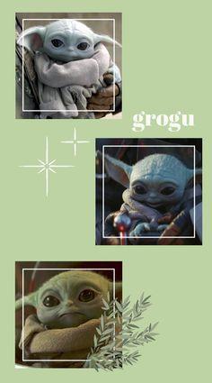 grogu wallpaper