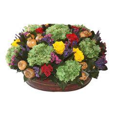 Preserved Summer Floral Arrangement
