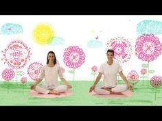 Yoga For Relaxation Yoga Mantras, Yoga Meditation, Gross Motor Activities, Activities For Kids, Chico Yoga, Early Years Teaching, Zumba Kids, Children's Films, Baby Yoga