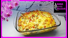 Hackfleisch-Kohl Auflauf - Rezept von Anna Kocht Russisch Lasagna, Anna, Ethnic Recipes, Youtube, Food, Meal, Essen, Hoods, Meals