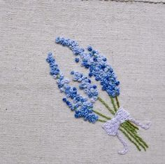 Wonderful Ribbon Embroidery Flowers by Hand Ideas. Enchanting Ribbon Embroidery Flowers by Hand Ideas. French Knot Embroidery, Japanese Embroidery, Silk Ribbon Embroidery, Embroidery Thread, Cross Stitch Embroidery, Machine Embroidery, Hand Embroidery Projects, Learn Embroidery, Hand Embroidery Patterns
