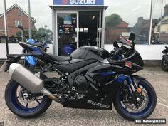 2017 Suzuki Gsxr 1000 R Ex Demo Massive Saving Suzuki Gsx Forsale Unitedkingdom Suzuki Gsxr Used Motorcycles Motorcycle