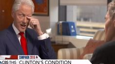 Bill Clinton Said Hillary 'Frequently' Faints, CBS Edits That Out | Truth Revolt