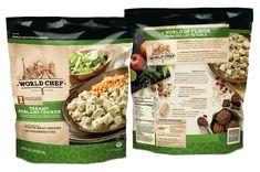 World Chef #standuppouch #zipper #sachet #zip #plastiques #sacs #emballage #souple #packaging