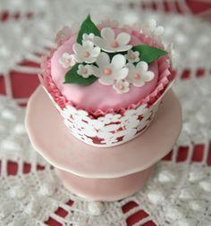 Cupcake: Sweet Pink