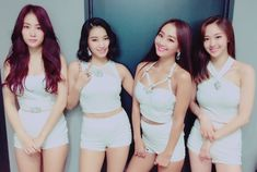 Sistar South Korean Girls, Korean Girl Groups, Sistar Kpop, Cute Rappers, Starship Entertainment, Asian Beauty, Pretty Girls, Asian Girl, Bikinis