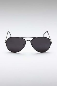 Rich and Famous Riley Sunglasses Matte Black :}}