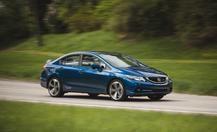 2014 Honda Civic Si Sedan Civic Sigh: Still wanting for greatness.