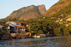 Ilha da Gigóia e Pedra da Gávea