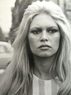 Vittorio Laverde -  Brigitte Bardot in Rome