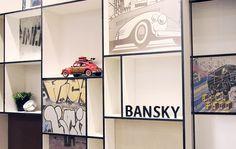 Tile-Sangah's - BANSKY,NOLITA collection #tile #sangahtile #interior #modern #clock #simple #vintage #space #design #bansky #nolita #artwall #상아타일 #타일 #시계 #인테리어 #디자인 #공간 #홈 #스타일 #아트월 #빈티지 아트타일