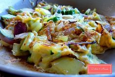 Cauliflower, Macaroni And Cheese, Zucchini, Paleo, Gluten, Vegan, Dinner, Vegetables, Healthy
