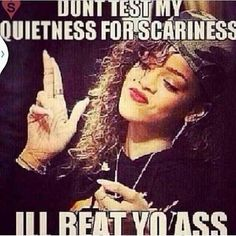 Don't test me. Gangsta Quotes, Bitch Quotes, Badass Quotes, Sarcastic Quotes, Mood Quotes, Funny Quotes, Attitude Quotes, Lolsotrue Quotes, Karma Quotes