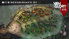 Rilis Mode 5v5, Vainglory Jadikan Ajang Pertandingan Internasional