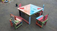 You want to give them enough area to play around, to run around the house and Pallet Made Furniture for Kids. If you have an outdoor or a garden in front....