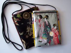 Side chopstick bags by East Side Bags and Accessories