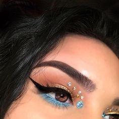 cosmetics, eye makeup, and eyebrows image Source by Makeup Eye Looks, Makeup Is Life, Makeup Goals, Makeup Inspo, Makeup Inspiration, Makeup Tips, Beauty Makeup, Makeup Ideas, Beauty Tips