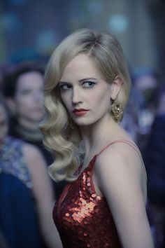 I created a new board just to pin this picture of the most beautiful woman I have ever seen, French actress Eva Green.