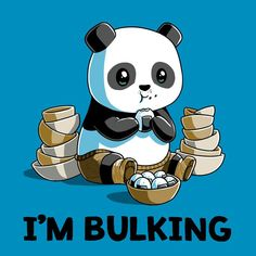 I'm Bulking