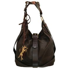 Buy your leather handbag CHLOÉ on Vestiaire Collective, the luxury consignment store online. Second-hand Leather handbag CHLOÉ Brown in Leather available. Chloe Handbags, Leather Handbags, Chloe Brown, Brown Leather Totes, Store Online, Vintage Bags, Luxury Consignment, Dust Bag, Purses