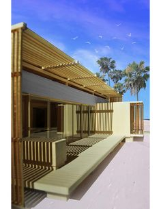 Team Florida's Solar Decathlon 2011 House Rendering. (Credit: U.S. Department of Energy Solar Decathlon)     it is awesome!     Visit  http://theenergysolar.com/build-your-own-solar-panel/