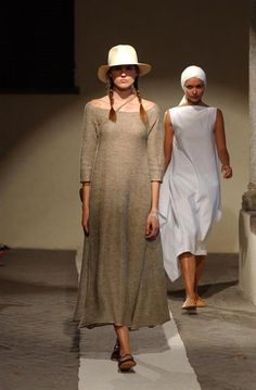 the dress with open neck