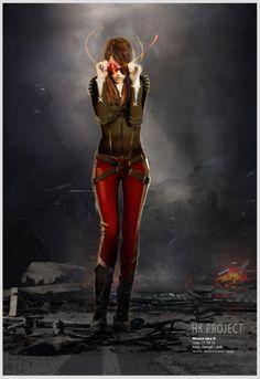 X-Men: Days of Future Past concept art - Mutant by Lee Garbett and Jock *