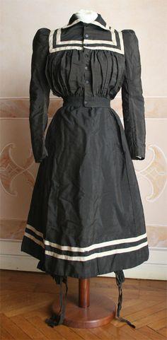 Bathing Costume ca. 1891