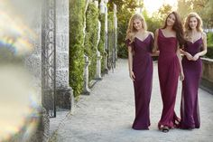 When it comes to drop dead gorgeous bridesmaid dresses in some of the seasons hottest colors, look no further than Jim Hjelm Occasions Spring 2015 Collection. Featuring stunning fabrics such as chiffon and lace, gorgeous sparkly belts and an incredible selection of flattering silhouettes, we won't blame you for spending your entire day perusing the full […]