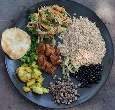 Samay baji (Newari lunch set):