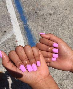 Nails, pretty nails, cute nails, simple acrylic nails, acrylic nail d Short Square Acrylic Nails, Short Gel Nails, Summer Acrylic Nails, Best Acrylic Nails, Long Nails, Short Square Nails, Summer Nails, Toe Nail Designs, Acrylic Nail Designs
