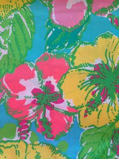 patterns.quenalbertini: Lilly Pulitzer Design | by Lilly Belle Designs on Etsy