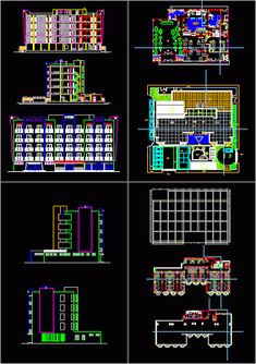 Does the thought of picking out a hotel for your next vacation give you anxiety? Hotel Design Architecture, Architecture Drawing Plan, Architecture Details, Architecture Diagrams, Architecture Portfolio, Cout Construction Maison, Plano Hotel, Plan Autocad, Hotel Floor Plan