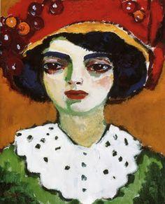 Kees van Dongen on ArtStack - art online Art Van, Post Impressionism, Impressionist, Art Fauvisme, L'art Du Portrait, Illustration Art, Illustrations, Dutch Painters, Dutch Artists