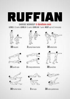 Ruffian Workout