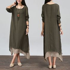 Features: brand new and high quality Loose fitting, irregular cutting, sheer fairy girls' style Tops grade sewing and hemming Dress only, any not included Material: Linen Color: White Long Sleeve Maxi, Maxi Dress With Sleeves, Short Sleeve Dresses, Gypsy Dresses, Maxi Dresses, Cotton Linen, Shirt Blouses, Ethnic, Casual Outfits