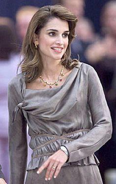 2014.... ♔♛Queen Rania of Jordan♔♛.. Her Majesty The Queen of the Hashemite Kingdom of Jordan