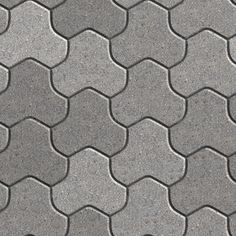 Paving Slabs. Seamless Tileable Texture. - Stock Photo - Images