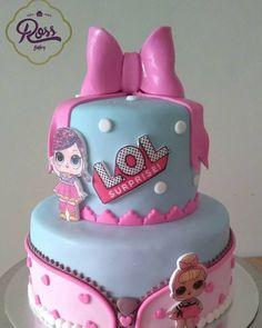 #cake #pastel #galletas #cookies #lolsurprise #doll #pasteleria #pastry #baked #bakery #vainilla #vanilla