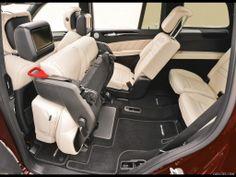 2013 mercedes benz gl63 amg third row seats 1024x768 96 of 99