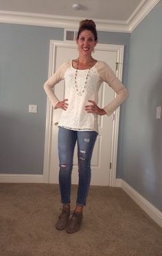 Stitch Fix Stylist: I'd really love to see a top like this in my next fix!