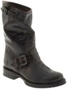 Frye: Veronica Short (A girl could get a far  way down the long & winding road in these.  Just sayin'.)