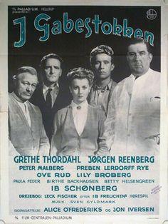 I gabestokken (1950) hvad der sker hvis man for en alvorlig smitsom sygdom.