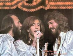 Bee Gees in concert