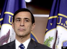 Darrell Issa, Congressman from Cali. He's done a great job holding people accountable and sorting through mounds of corruption.