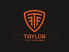 Taylor Fly Fishing re-branding concept